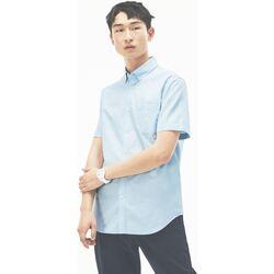 Abbigliamento Uomo Camicie maniche corte Lacoste CH4890