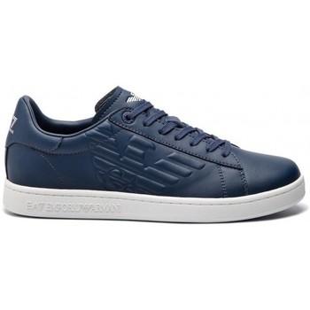 Scarpe Sneakers basse Ea7 Emporio Armani ACTION LEATHER