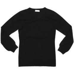 Abbigliamento Donna Maglioni Ferrante ATRMPN-24803 Nero