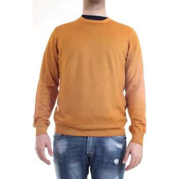 Abbigliamento Uomo Maglioni Gran Sasso 55167/22792 Maglioni Uomo Arancione Arancione