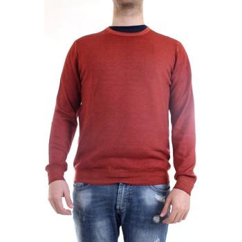 Abbigliamento Uomo Maglioni Gran Sasso 55167/22792 Maglioni Uomo Rosso Rosso