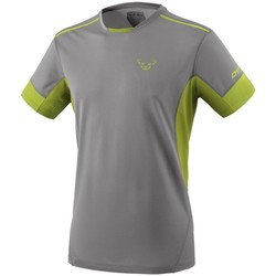 Abbigliamento Uomo T-shirt maniche corte Dynafit Vertical 2 M SS Grigio, Celadon