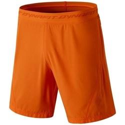 Abbigliamento Uomo Pinocchietto Dynafit React 2 Dst M Arancione