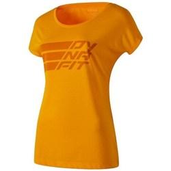 Abbigliamento Donna T-shirt maniche corte Dynafit Compound Dri Rel CO W SS Arancione