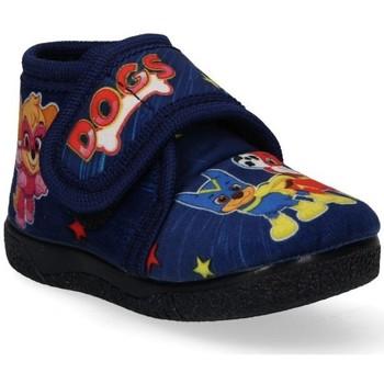 Scarpe Bambino Scarpette neonato Luna Collection 53392 Blu