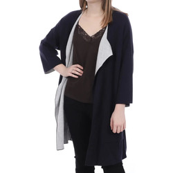 Abbigliamento Donna Gilet / Cardigan French Connection 78HAU40 Blu