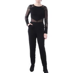 Abbigliamento Donna Tuta jumpsuit / Salopette French Connection 7GGAP1 Nero