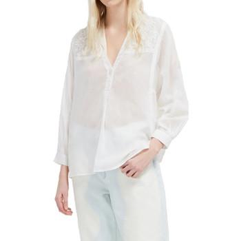Abbigliamento Donna Camicie French Connection 72JAK10 Bianco