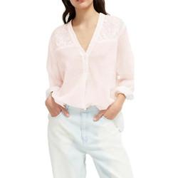 Abbigliamento Donna Camicie French Connection 72JAK60 Rosa