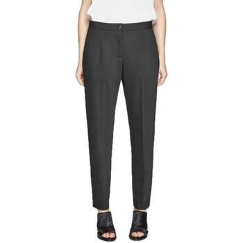Abbigliamento Donna Pantaloni da completo French Connection 74GBQ1 Nero