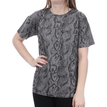Abbigliamento Donna T-shirt maniche corte French Connection 76EAU1 Grigio