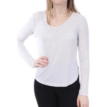 Abbigliamento Donna T-shirts a maniche lunghe French Connection 76FYC2 Grigio