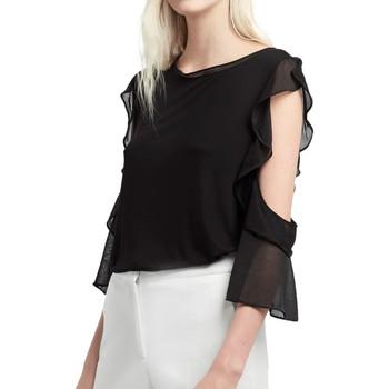 Abbigliamento Donna Top / Blusa French Connection 76HXJ1 Nero