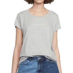 Abbigliamento Donna T-shirt maniche corte French Connection 76IXN1 Grigio