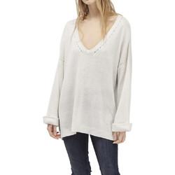 Abbigliamento Donna Maglioni French Connection 78FXE10 Bianco