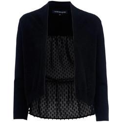 Abbigliamento Donna Gilet / Cardigan French Connection 78GBV1 Nero