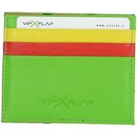 Borse Uomo Porta Documenti Vip Flap VIPMUL.V/R/G VERDE/GIALLO