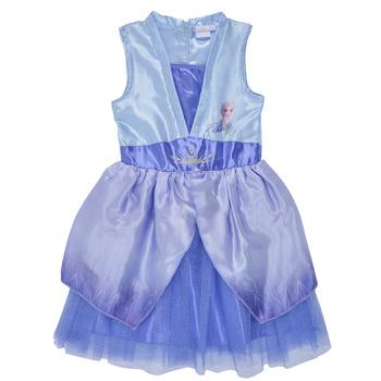 Abbigliamento Bambina Abiti corti TEAM HEROES  FROZEN DRESS Blu