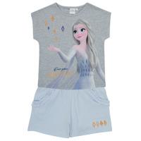 Abbigliamento Bambina Completo TEAM HEROES  FROZEN SET Multicolore