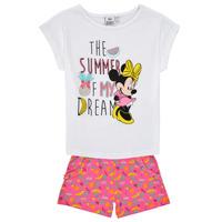 Abbigliamento Bambina Completo TEAM HEROES  MINNIE SET Multicolore