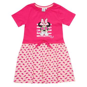 Abbigliamento Bambina Abiti corti TEAM HEROES  MINNIE DRESS Rosa