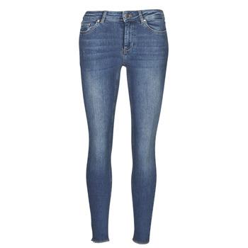 Abbigliamento Donna Jeans slim Only ONLBLUSH Blu / Scuro