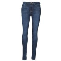 Abbigliamento Donna Jeans slim Only ONLPAOLA Blu / Scuro