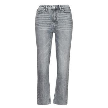 Abbigliamento Donna Jeans slim Only ONLEMILY Grigio