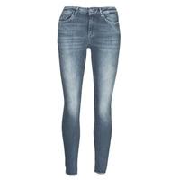 Abbigliamento Donna Jeans slim Only ONLBLUSH Blu / Grigio