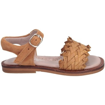 Scarpe Bambina Sandali Cucada 17021AC Sandalo Bambina COGNAC COGNAC
