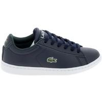 Scarpe Uomo Sneakers basse Lacoste Carnaby C Marine Blanc Blu