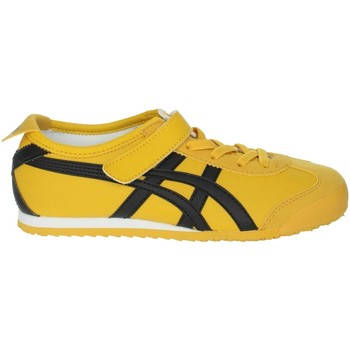 Scarpe Unisex bambino Sneakers basse Onitsuka Tiger 1184A049 GIALLO