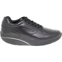 Scarpe Uomo Sneakers basse Mbt Sneakers  1997 ACTIVE LEATHER CLASSIC M in pelle nero nero