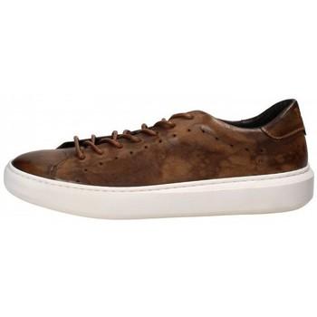 Scarpe Uomo Sneakers Pawelk's Sneaker in pelle Testa Moro Altri