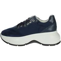 Scarpe Donna Sneakers basse Frau 4681 BLU