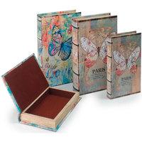 Casa Bauli, scatole di immagazzinaggio Signes Grimalt Scatola Di Carta 4 Settembre Unità Multicolor