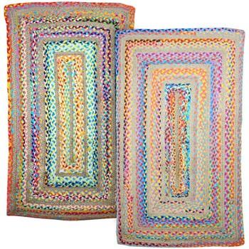 Casa Tappeti Signes Grimalt Tappeto 2 Unità Multicolor