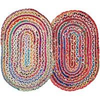 Casa Tappeti Signes Grimalt Tappeto Sett 2 Disponibilità Multicolor