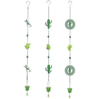 Casa Decorazioni festive Signes Grimalt Ciondolo Cactus T-Lite 3U Verde