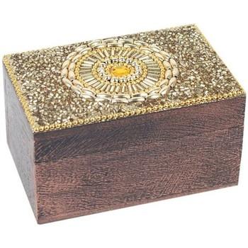 Casa Bauli, scatole di immagazzinaggio Signes Grimalt Scatola Rettangolare Dorado