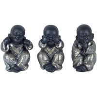 Casa Statuette e figurine Signes Grimalt Buddha No Go-Oye-Speech A Settembre 3U Plateado