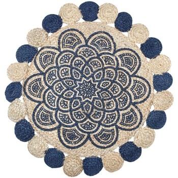 Casa Tappeti Signes Grimalt Ingresso Mat Azul
