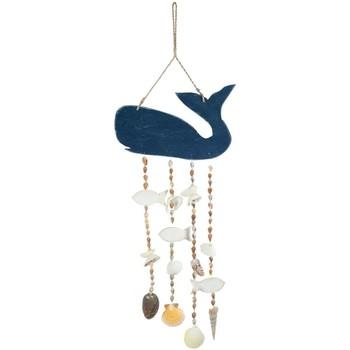 Casa Decorazioni festive Signes Grimalt Whale Impiccagione Multicolor