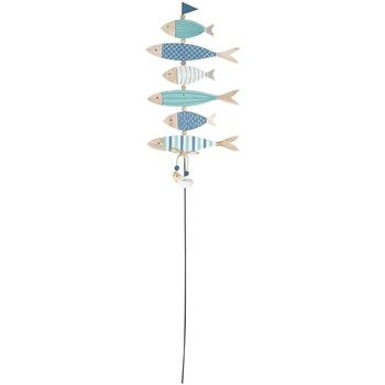Casa Decorazioni festive Signes Grimalt Ornamento Di Bastoncini Di Pesce Multicolor