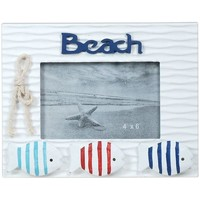 Casa cornici foto Signes Grimalt Photo Frame Beach Con I Pesci Multicolor