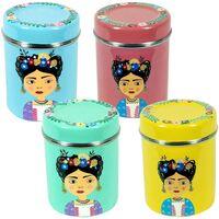 Casa Cestini, scatole e cestini Signes Grimalt Box Tea 4 Settembre Unità Multicolor