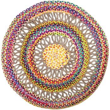 Casa Tappeti Signes Grimalt Tappeto Rotondo Multicolor