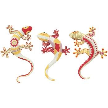 Casa Statuette e figurine Signes Grimalt 3 Lizard Diverso Nel Settembre 3U Multicolor