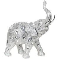 Casa Statuette e figurine Signes Grimalt Elefante Plateado