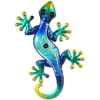 Casa Decorazioni festive Signes Grimalt Applicare Parete Lizard Multicolor